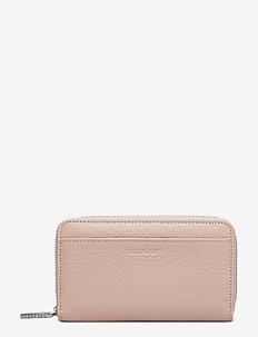 Medium zip wallet - SOFT PINK