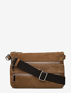 Belt bag - SUEDE LATTE