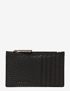 Zoe big card holder - BLACK