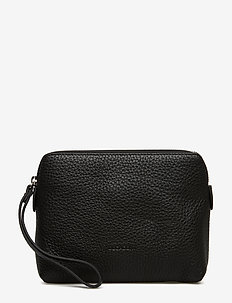 Hannah makeup purse - BLACK