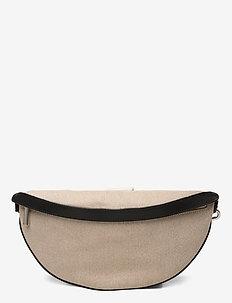 Bindi canvas bum bag - BLACK