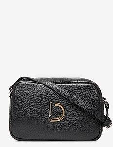 Brianna cross-body bag - schultertaschen - black