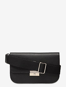 Tara belt bag - schoudertassen - black