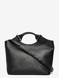 Teddy tote - handväskor - black