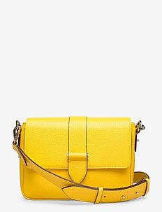 Nicky cross-body bag - axelremsväskor - vibrant yellow