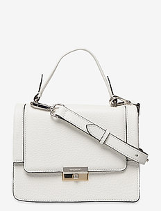 Mona small top handle - handtassen - white