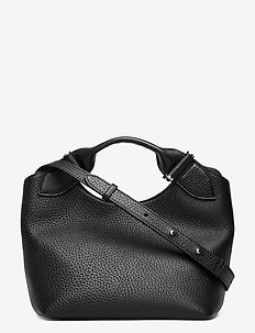 Minna small tote - handtassen - black