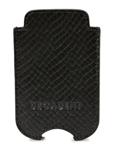 Iphone 4 Sleeve - ANACONDA BLACK