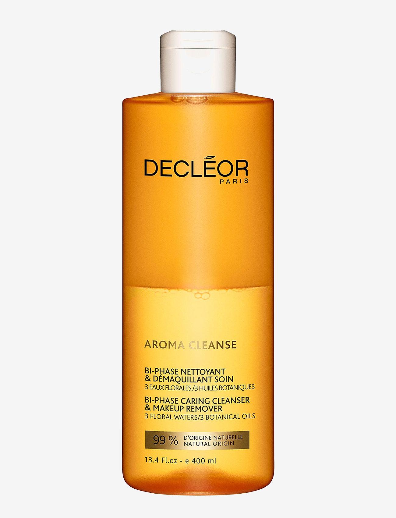 Decléor - Biphase Cleanser 400ml - rensegel - clear - 0