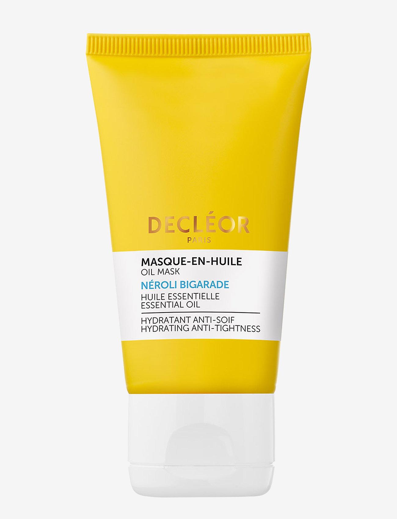 Decléor - Neroli Bigarade Oil Mask - ansigtsmasker - clear - 0