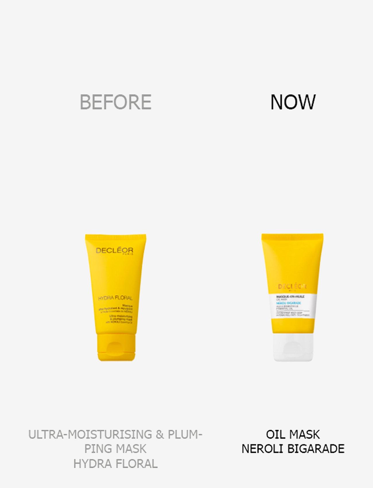 Decléor - Neroli Bigarade Oil Mask - ansigtsmasker - clear - 1