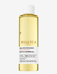 Decléor - Bath & Shower Gel Rose Damascena - shower gel - clear - 0