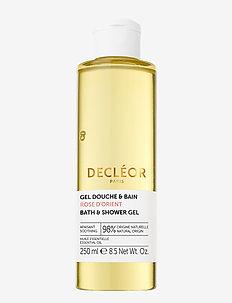 Bath & Shower Gel Rose Damascena - CLEAR