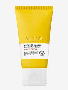 Rose D'Orient Day Cream and Mask - CLEAR