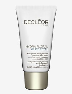 Decléor Hydra Floral White Petal R&R Sleeping Mask - CLEAR