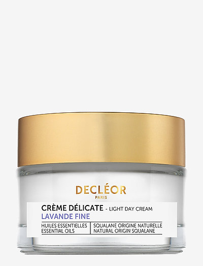 Lavende Fine Light Day Cream - dagkräm - clear