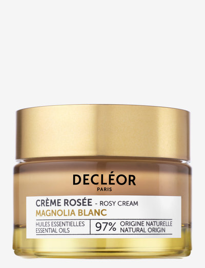 White Magnolia Rosy Cream - dagkräm - clear