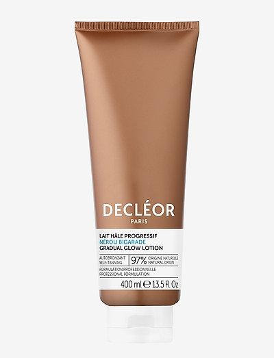 Decléor Neroli Bigarade Gradual Glow Lotion - tanning - clear