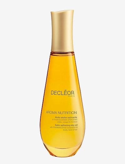 AROMA NUTRITIVE DRY OIL 100ML - hårolie - clear