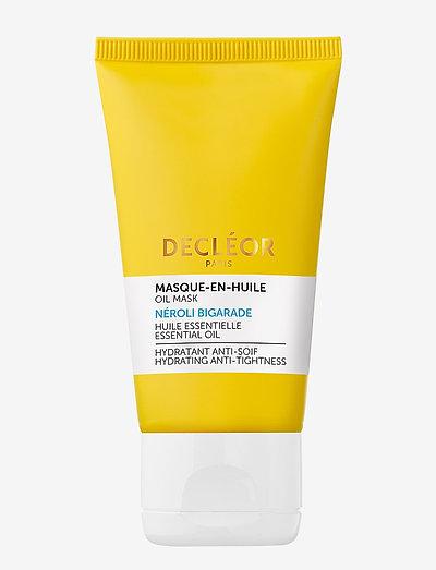 Neroli Bigarade Oil Mask - ansigtsmasker - clear