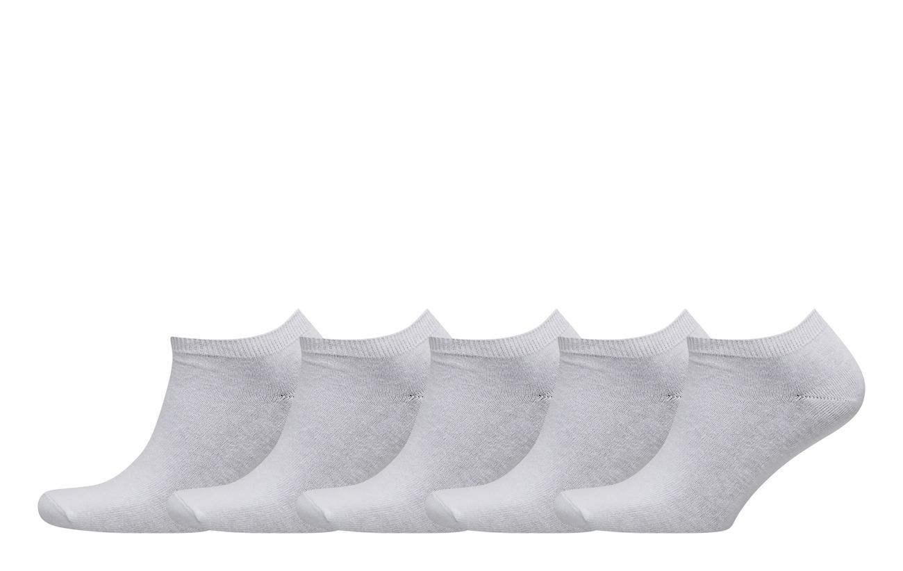 Decoy Polyamide Elastane 15 85 White Ladies 5 Sneakersock pack AAqHr