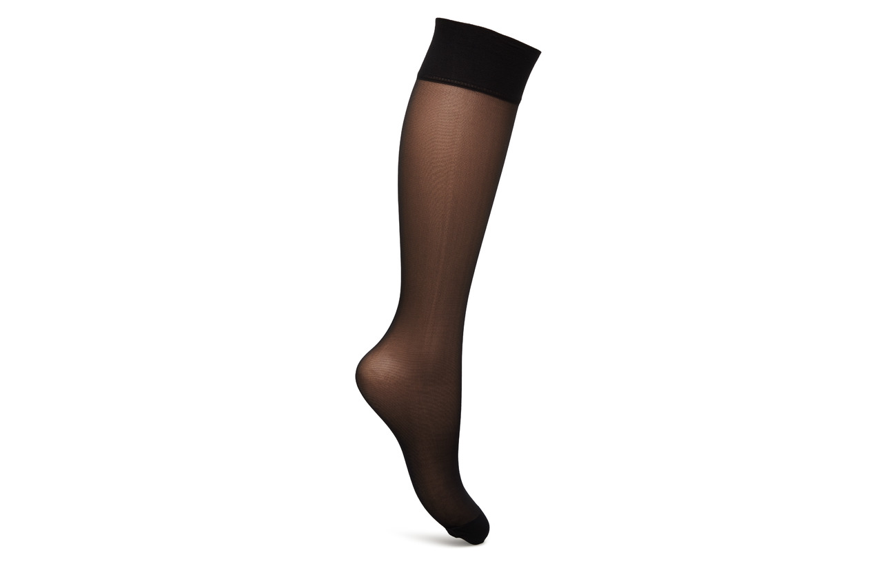 86 14 Look Decoy Polyamide Silk Kneehighs 20d Elastane 2 Sand pack R060q