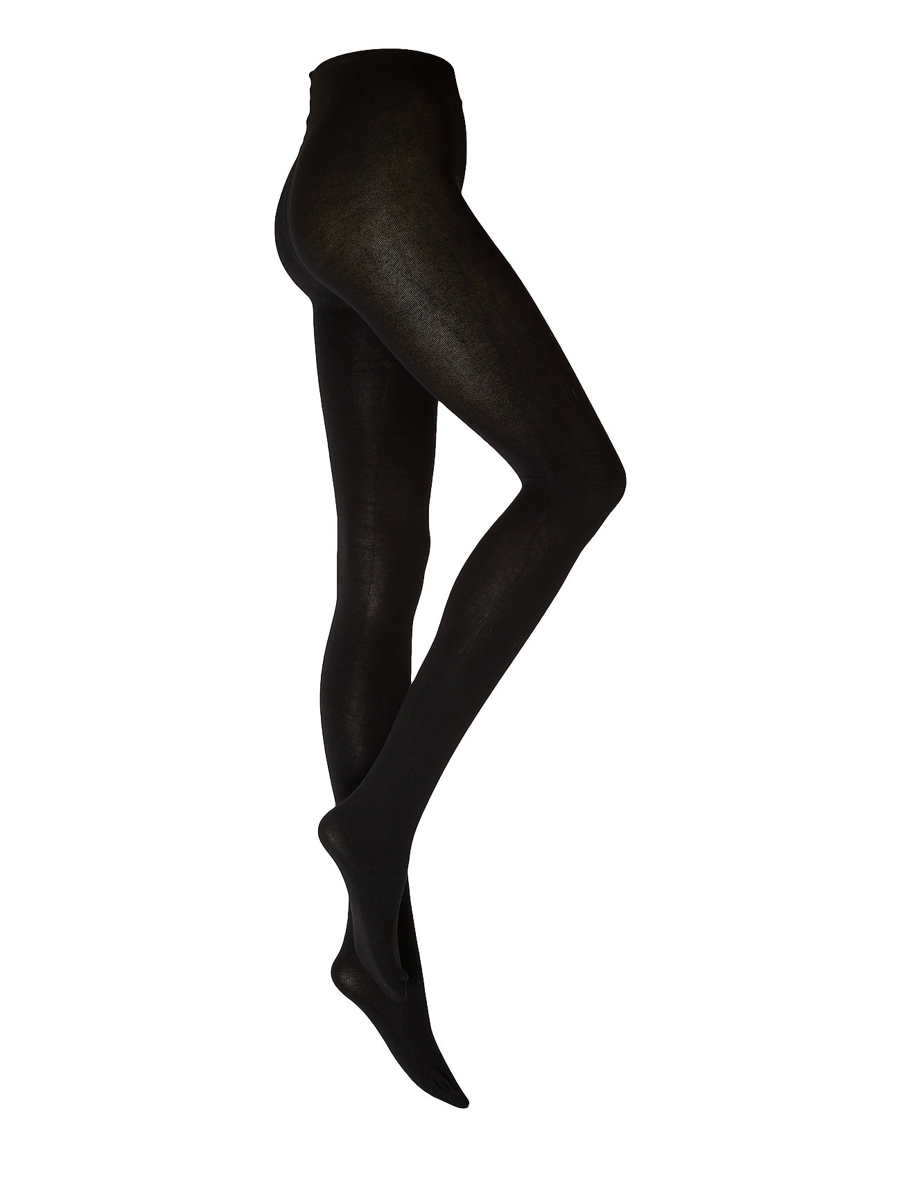 Doubleface Cotton/Wool Tights - Decoy