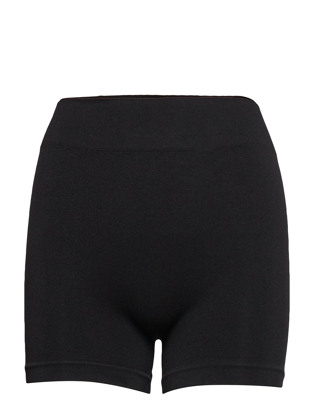 Decoy DECOY seamless hot pants - BLACK