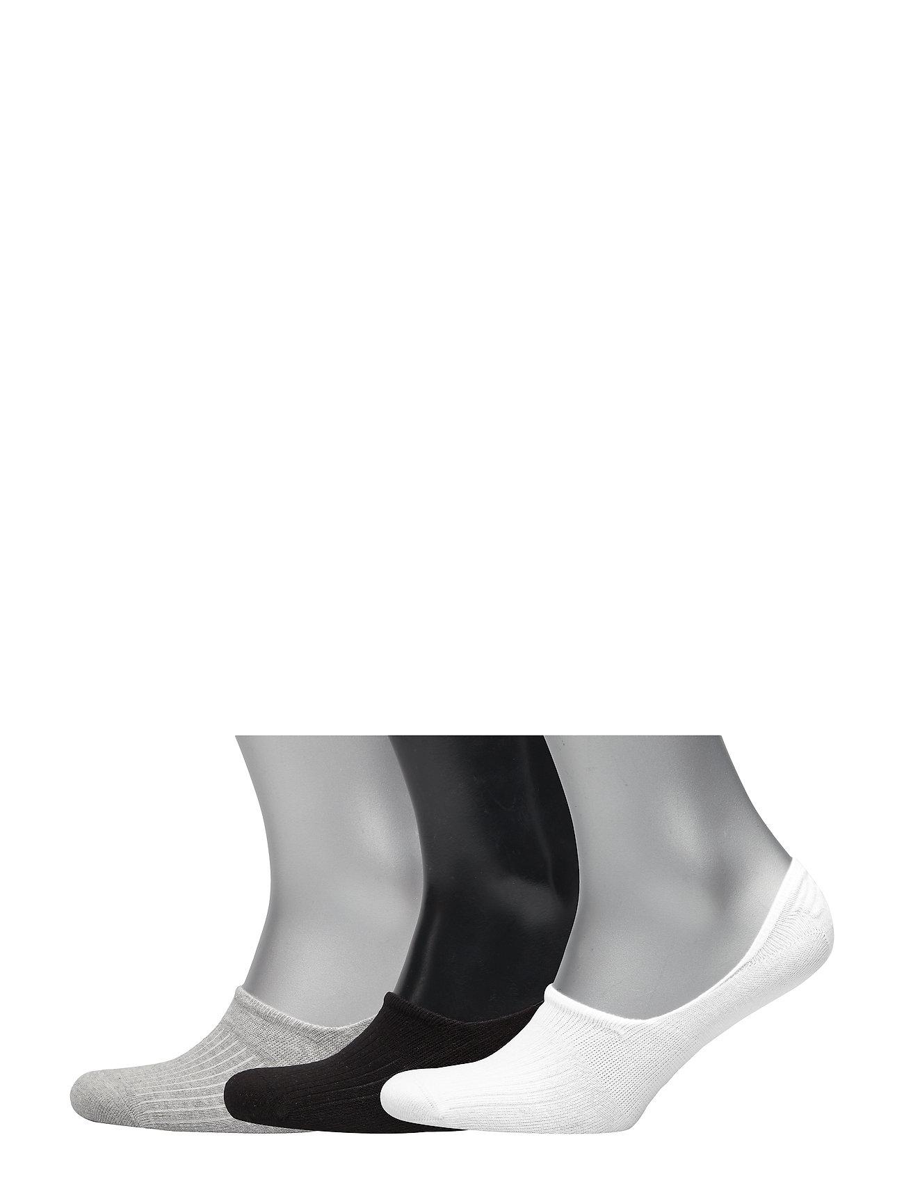 Decoy DECOY footlets cotton 3-pack - MULTI