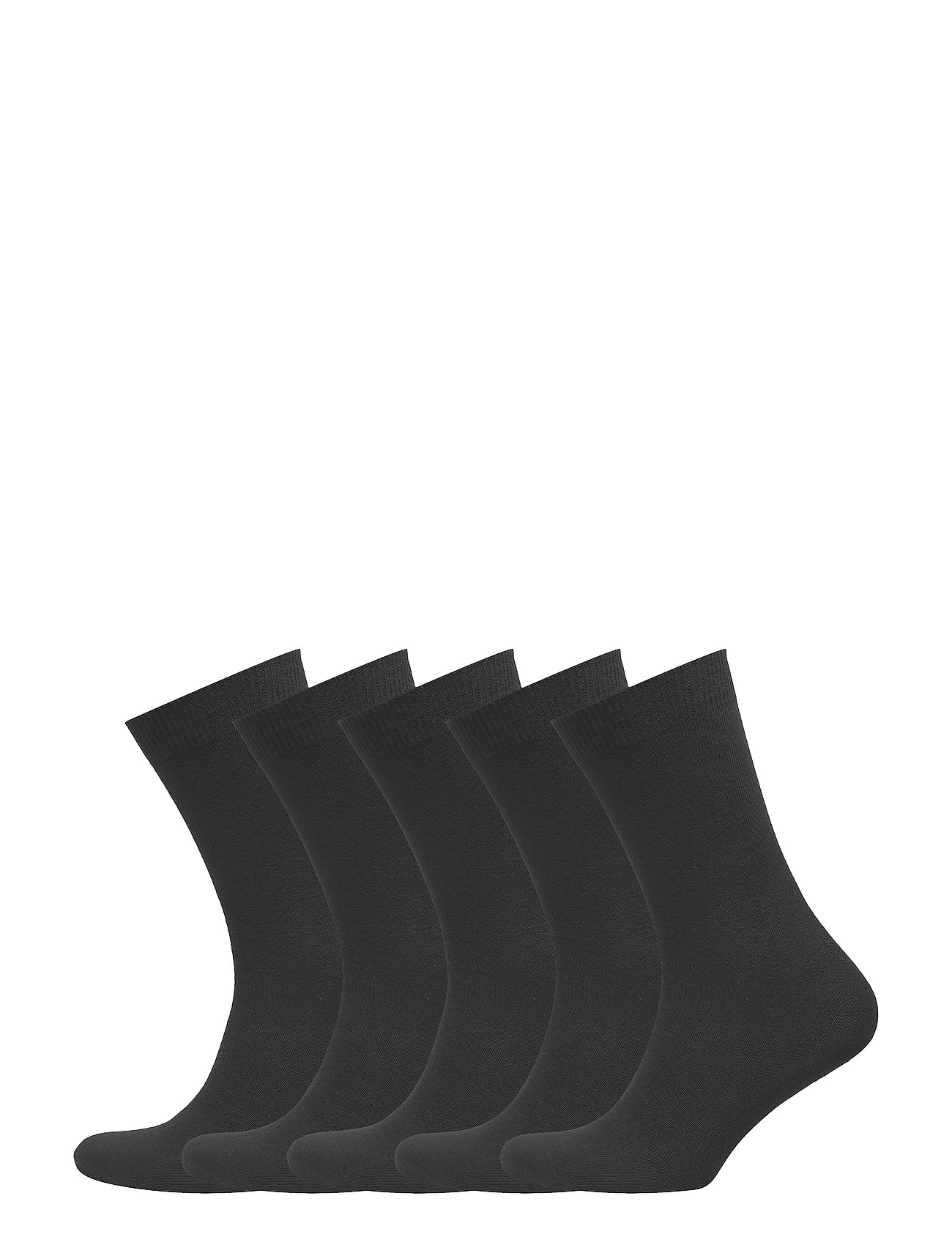 5 Ankle pkblack Sock Decoy Cotton 34R5ALjq