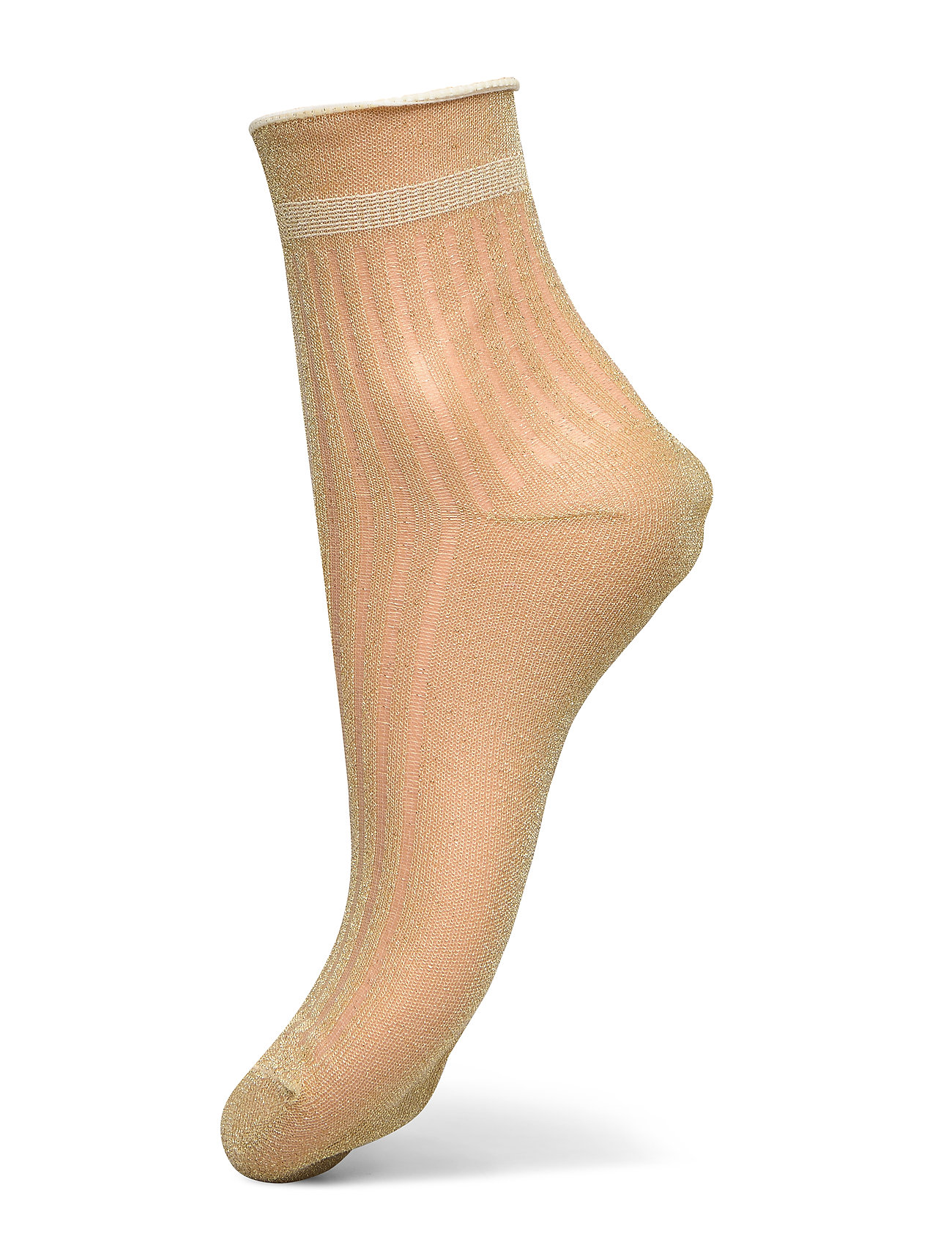 Decoy DECOY ankle glitter needledrop - GOLDEN