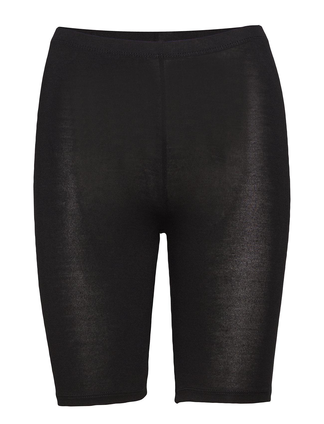 Decoy DECOY shorts viscose stretch - BLACK