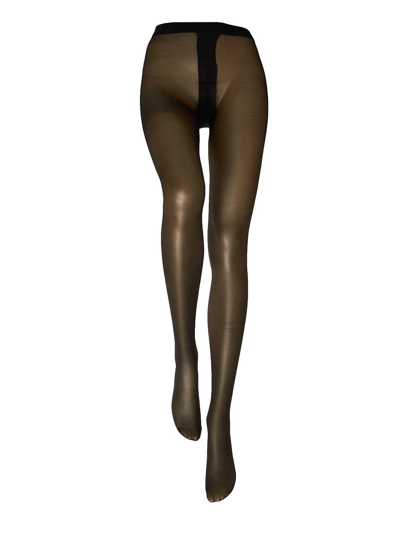 Decoy Ladies Silk look tights 20den - BLACK