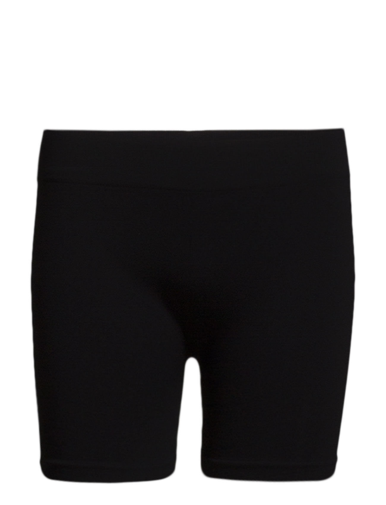 Decoy Seamless hot pants - BLACK