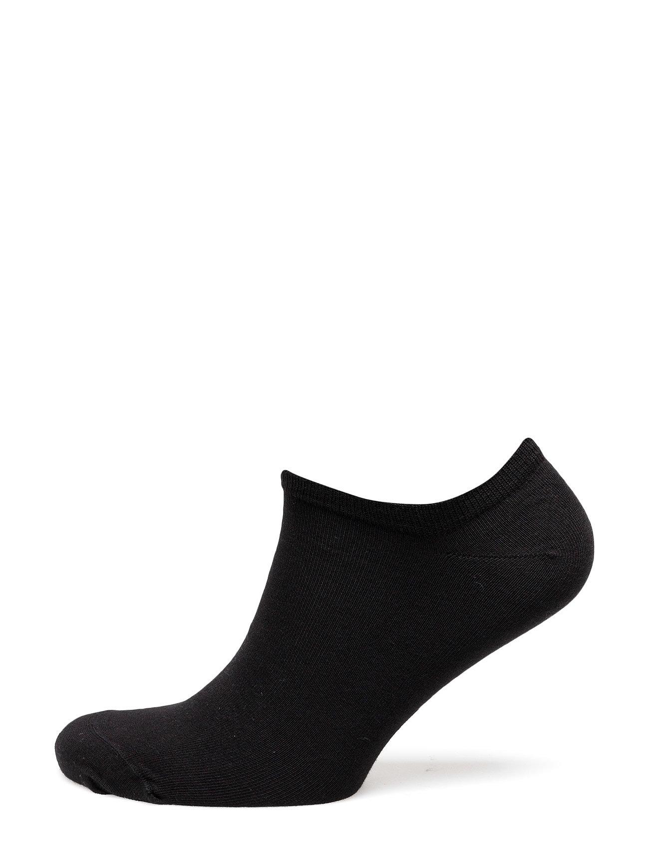 Image of Ladies Thin Sneaker Sock Lingerie Socks Footies/Ankle Socks Sort Decoy (3132345975)