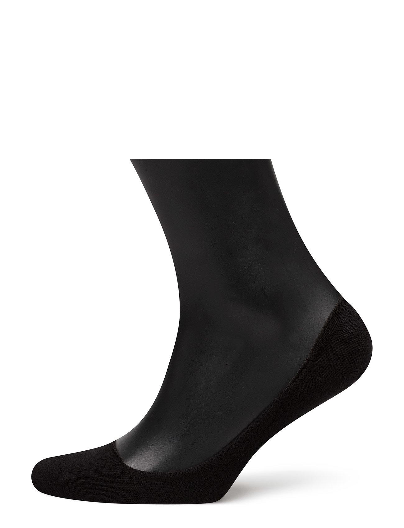 Image of Ladies Thin Ballerina Footie Lingerie Socks Footies/Ankle Socks Sort Decoy (3189522827)