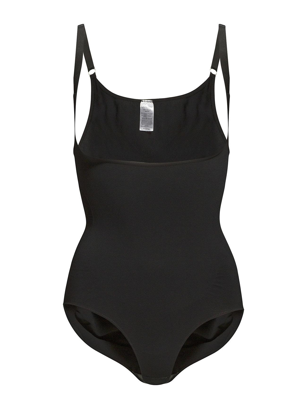 Decoy Shape wear Body stocking - BLACK