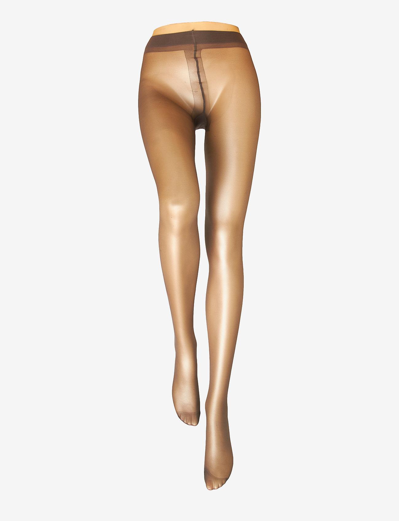 Decoy - DECOY tights soft luxury 15 de - panty's - nearly black - 1
