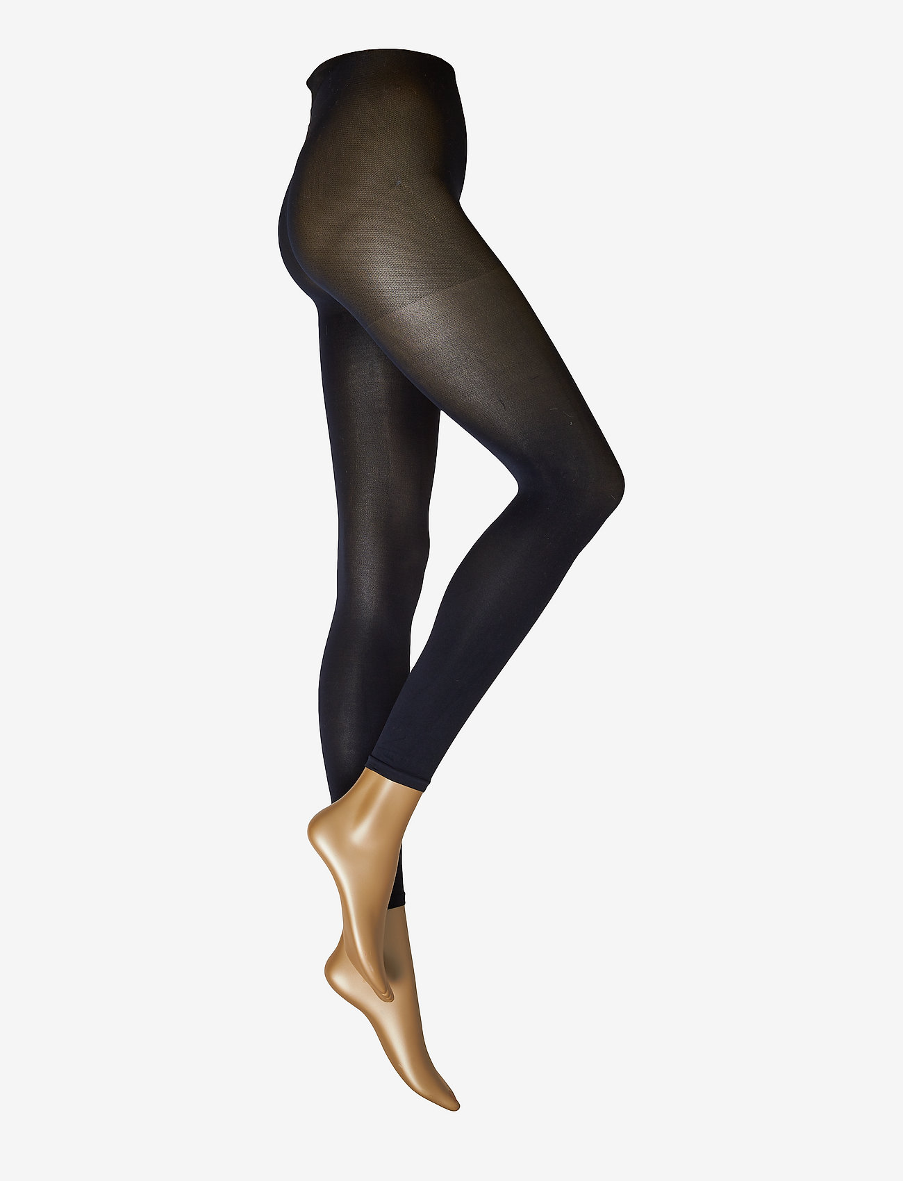 Decoy - DECOY leggings microfiber 60 d - panty's - blue iris - 0