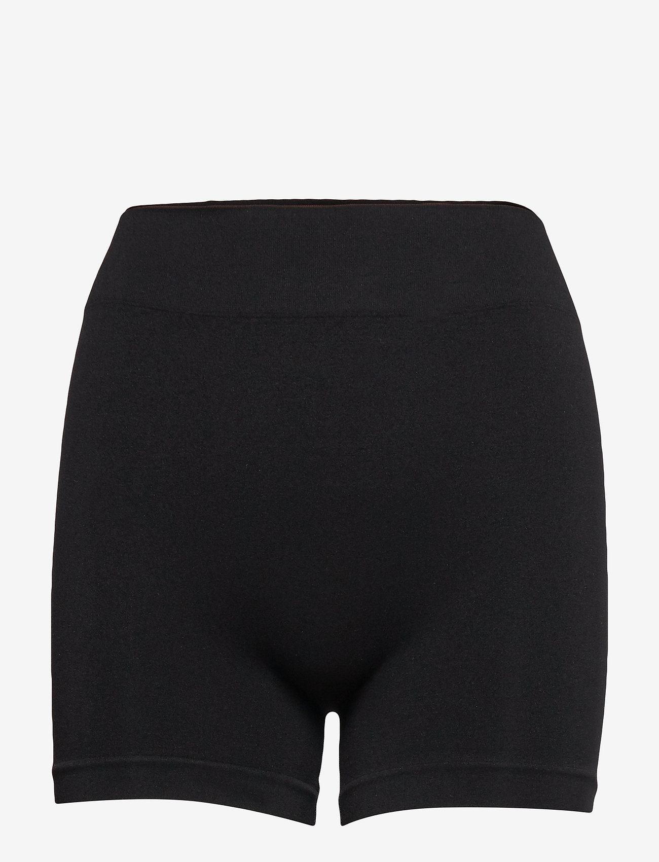 Decoy - DECOY seamless hot pants - broekjes - black - 0