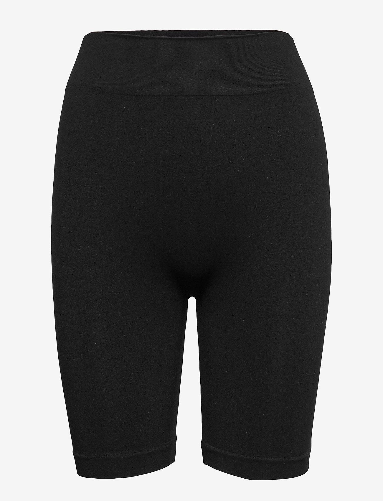 Decoy - DECOY seamless shorts - broekjes - black - 0