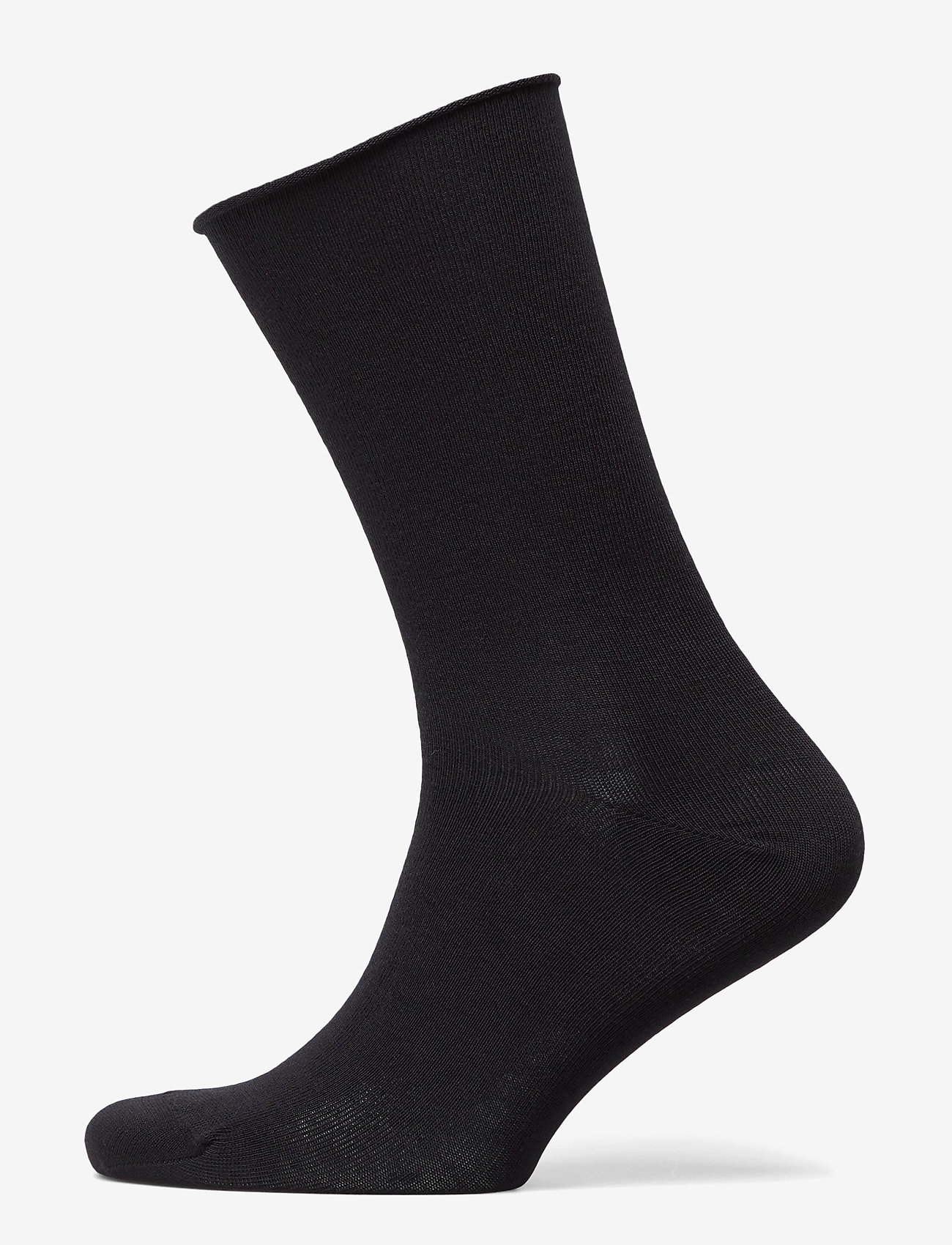 Decoy - DECOY socks org.cotton 7pk - chaussettes régulières - svart - 2