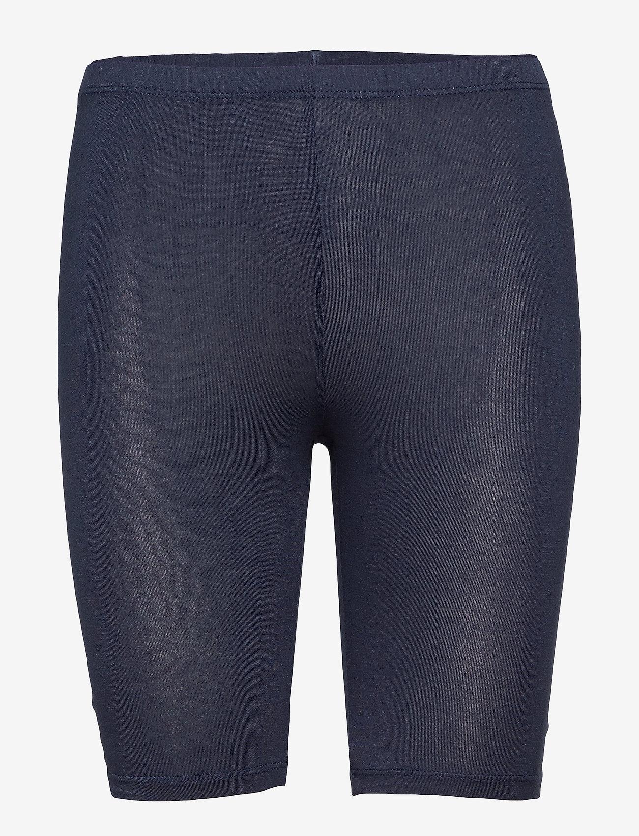 Decoy - DECOY shorts viscose stretch - bottoms - navy
