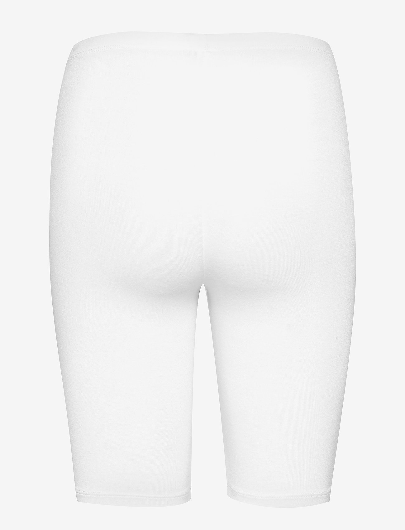 Decoy - DECOY shorts viscose stretch - bottoms - white - 1
