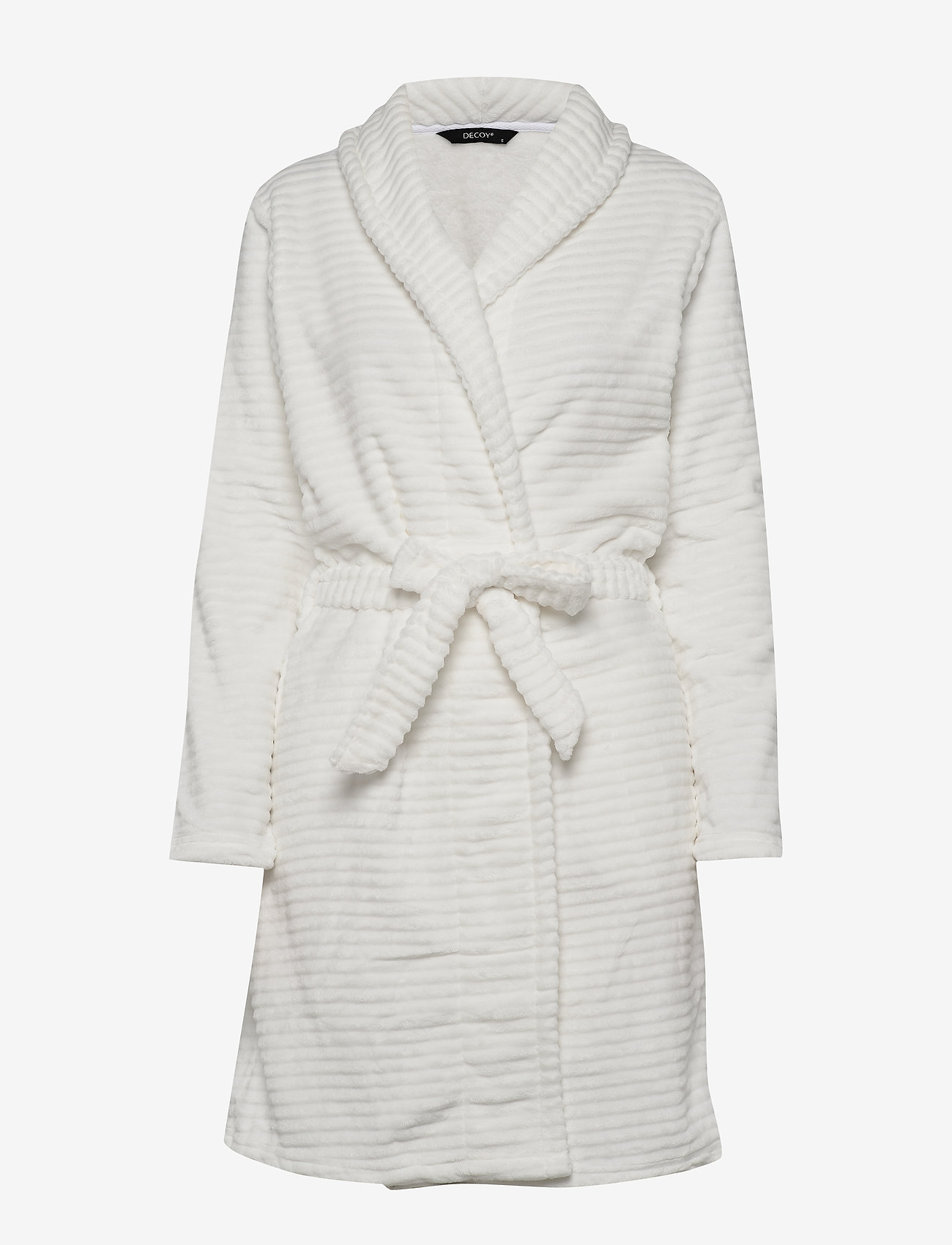 Decoy - DECOY short robe w/stripes - bathrobes - cloud danc - 0