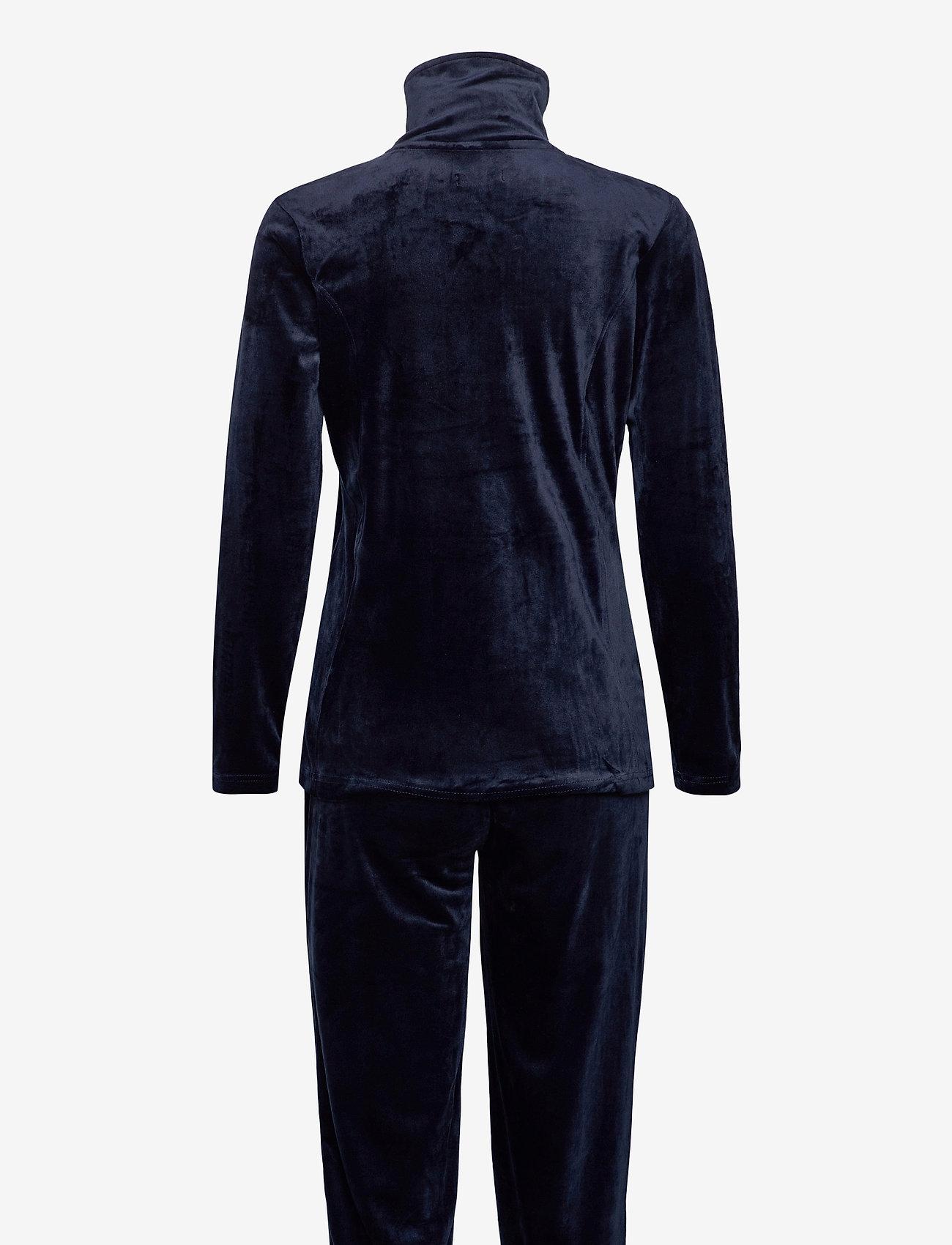Decoy - DECOY velour homewear set - pyjama''s - no color name - 1