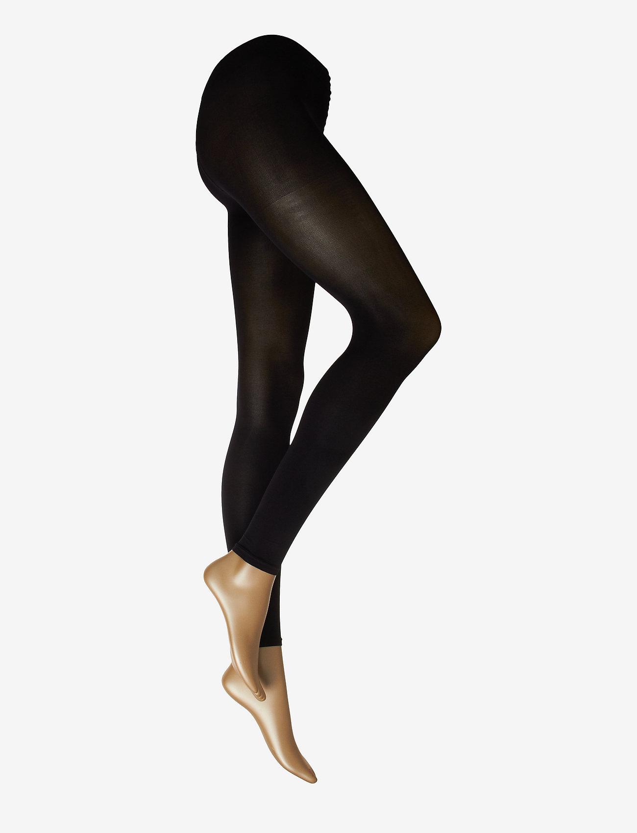 Decoy - Ladies legging Micro. 60 den. - leggings - black - 0