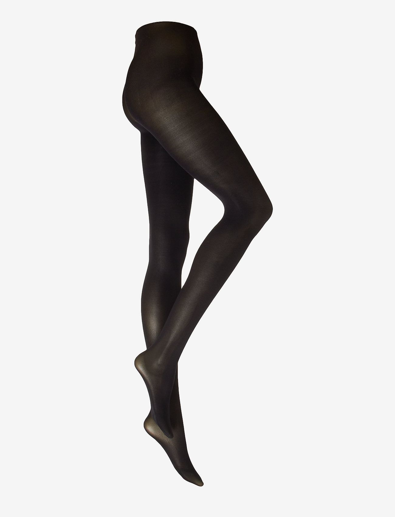 Decoy - Ladies tights Microfiber 60den - strumpbyxor - black - 0