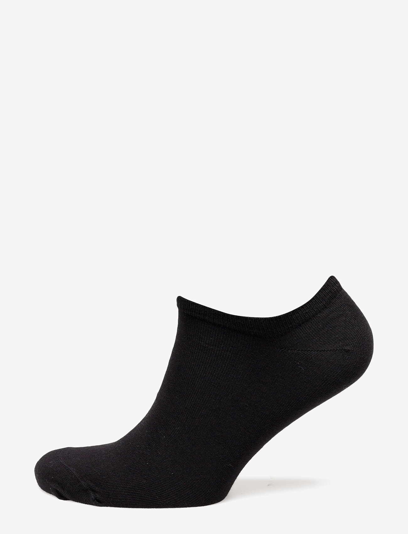 Decoy - Ladies thin sneaker sock - footies - black