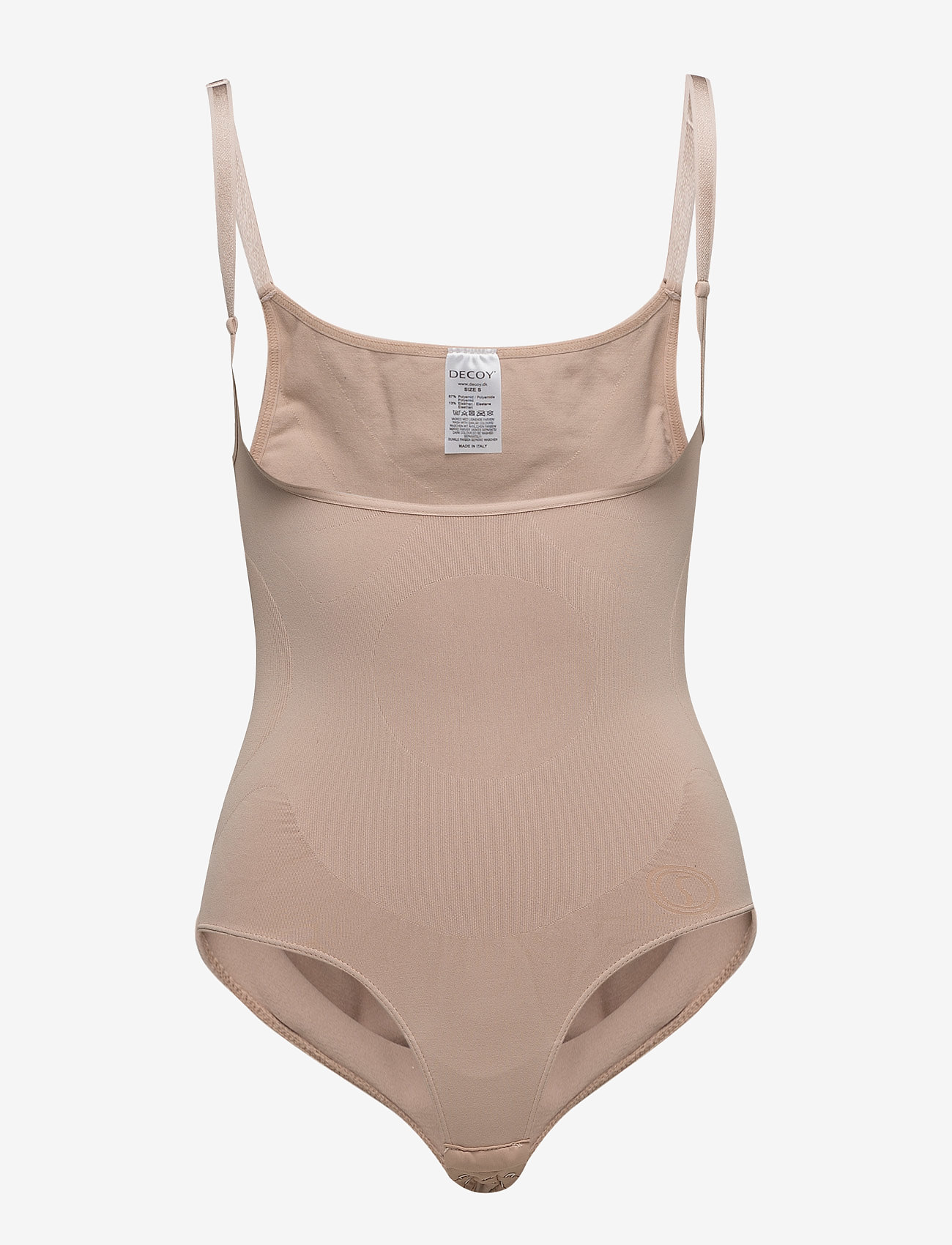 Decoy - Shape wear Body stocking - tops - nude - 0